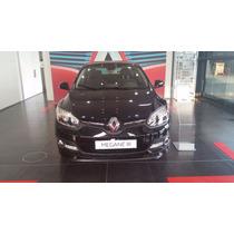 Renault Megane Iii 1.6 Luxe Pack 5 Puertas 0 Km Negro Df