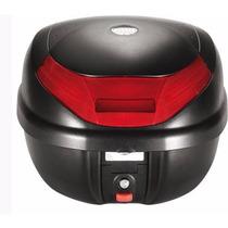 Bauleto Traseiro Givi E30n Bau 30 Litros Universal Moto