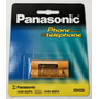 Pila Recargable Para Telefono Inalambrico Panasonic Hhr-4dpa