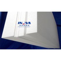 1 Placa De Isopor P3 T5 100x50x5cm
