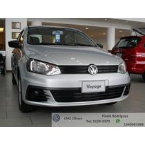 Volkswagen Vw Voyage Trendline Manual 0 Km 2017 Gris