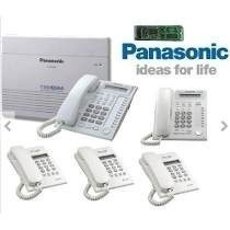 Paquete Central, Caller Id, 2 Kxt7730 Y 3 Kxt7703x