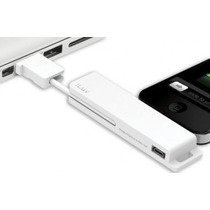 Adaptador Iluv Para Iphone/ipod Icb12wht Branco
