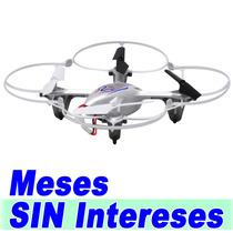 Drone Cuadricoptero Fotografia Y Graba Calidad Hd A Micro Sd