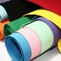 Cartulina Corrugada 50x70 Colores Paquete Sellado 10 Laminas
