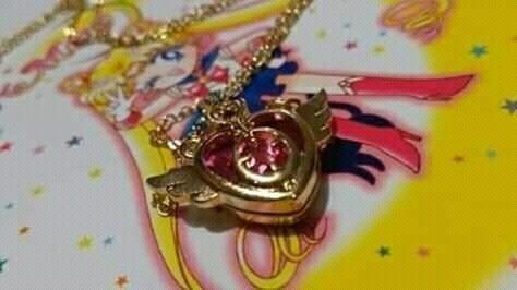 d89b3831c55 Collar Sailor Moon Baculo