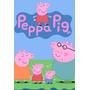Peppa Pig Desenho Dublado 2 Dvds