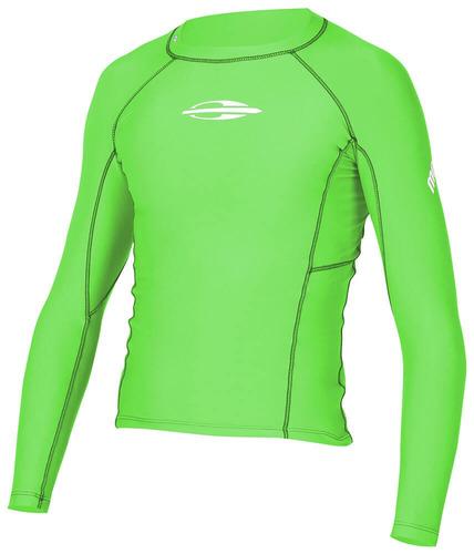 a031cb8a0 Camisa Lycra Mormaii Infantil Uv 50+ - Verde - 14 - R  129
