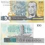 100 Billetes De Brasil 100 Cruzados Pick 211b Sin Circular