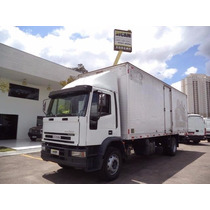 Iveco Tector 170e22 2008 1º Caminhão Entrada 0+ R$ 2.044,81