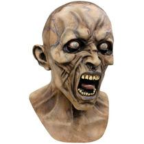 Guerra Mundial Z Scream Zombie 2 Mascara Deluxe Halloween.