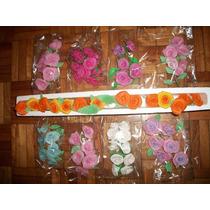Flores Porcelana Fria - Ramos - Congreso