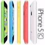 Iphone 5c 16gb Liberados 4g Lte Nuevo Caja Sellada Original