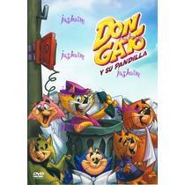 Don Gato Y Su Pandilla Pelicula Dvd Nueva