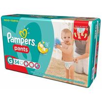 Pañales Pampers Pants Grandes Hiperpack