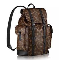 Mochila Masculina Louis Vuitton Christopher Pm Frete Gratis