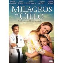 Milagros Del Cielo - Dvd Original