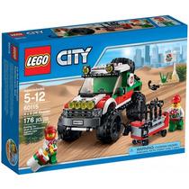 Lego City 60115 Todoterreno 4x4 Entregas Metepec Toluca