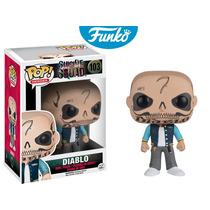 Diablo Suicide Squad Funko Pop Dc Warner Bros Pelicula