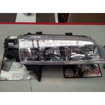 Faro Derecho Copiloto Honda Accord 94-97 Cromado Nuevo