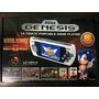 Consola Portatil Sega Genesis,80 Juegos Incluidos,recargable