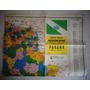 Mapa Rodoviário Paraná 1990