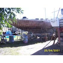Velero Regata Oceanico Jonense, Diseño G. Frers