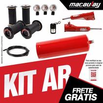 Monza Susp. Ar 1/2mm 8 Valv. + Compressor Macaulay Oficial