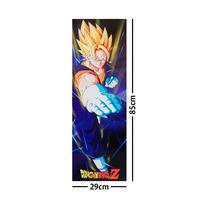 Dragon Ball Z Poster Largo Vegito Super Sayayin