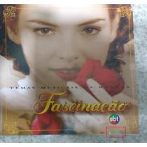 Cd Fascinação - Novela Sbt - Raro*****