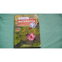 Livro Matemática Compreensão E Prática 9ª Série Ed. Moderna