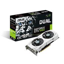 Placa De Vídeo Asus Geforce Gtx 1060 3gb Dual-gtx1060-03g