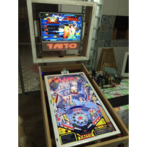 Pinball 3d Virtual Matriz 180 Mesas Frete Grátis Duas Telas