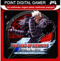 The King Of Fighters 2002 - Pc Jogo Original