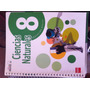Libro Ciencias Naturales 8° Básico Proyecto Crea Mundos Sm