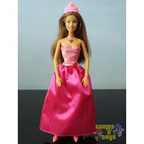 Boneca Princesa Teresa Amiga Da Barbie Mattel Tenho Estrela