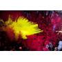 Polvos De Colores Holi Para Concierto Celebraciones Festival