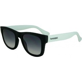 Óculos Unisex De Sol Havaianas Paraty Preto - R  290,00 em Mercado Livre 76df4d6038