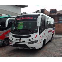 Buseta Intermunicipal Npr Modelo 2015