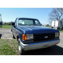 Ford F-100 1989