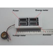Medidor De Consumo Energia, Voltaje, Amperaje Y F Potencia