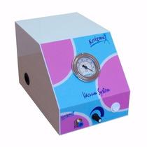 Ventosa Glúteos+aparelho Vácuo Endermo C/ Peeling Diamante