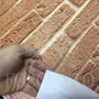 Adesivo Contact Plavitec Imita Tijolo A Vista - 10m X 45cm
