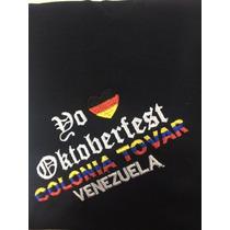 Franelas Bordadas Oktoberfest, Marca Ovejita