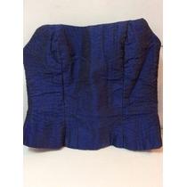 Corsel Dama Talla S Color Azul Marino