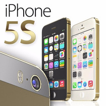 Iphone 5s 32gb Liberado Gold, Gris, Silver Huella + Regalos