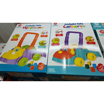 Andador - Caminador Para Bebes - A Partir De 12 Meses