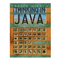 Libro Thinking In Java, Bruce Eckel
