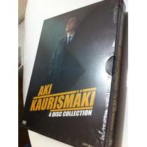 Aki Kaurismäki Collection 4dvds Cine Finlandes De Arte