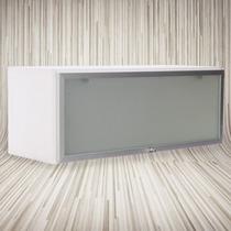 Alacena 80x30x30 ,puerta Rebatible Aluminio-cocina-baño-
